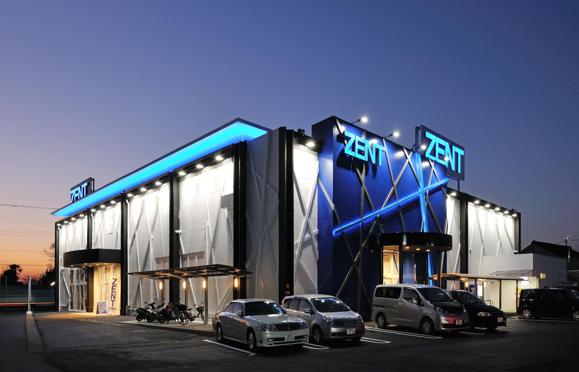 ZENT INTER PARK店