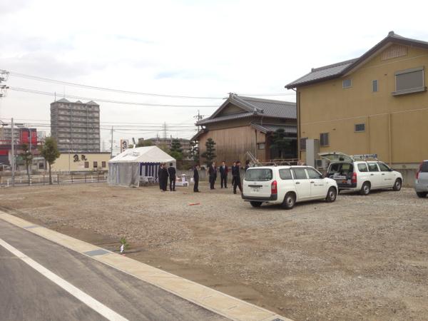 刈谷プロジェクト地鎮祭